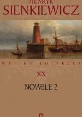 Okładka książki Nowele t. II Henryk Sienkiewicz