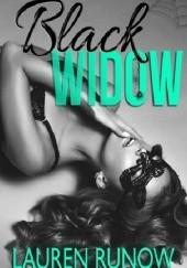 Okładka książki Black Widow Lauren Runow