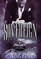 Okładka książki Sovereign Celia Aaron