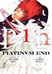 Okładka książki Platinum End 1 Tsugumi Ohba