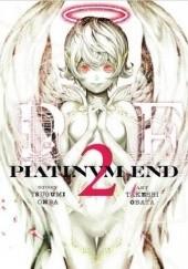 Okładka książki Platinum End 2 Tsugumi Ohba
