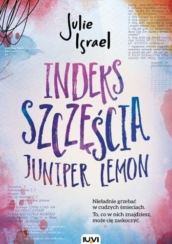 Okładka książki Indeks szczęścia Juniper Lemon