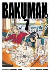 Okładka książki Bakuman #7 Tsugumi Ohba,Takeshi Obata