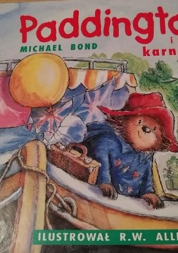 Okładka książki Paddington i wenecki karnawał Michael Bond