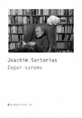 Okładka książki Zegar szronu Joachim Sartorius