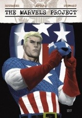 Okładka książki The Marvels Project #5 Steve Epting,Dave Stewart,Ed Brubaker