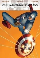 Okładka książki The Marvels Project #6 Steve Epting,Dave Stewart,Ed Brubaker