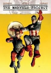 Okładka książki The Marvels Project #7 Steve Epting,Dave Stewart,Ed Brubaker