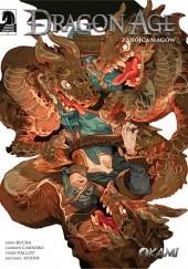 Okładka książki Dragon Age: Zabójca magów #02 Greg Rucka,Michael Atiyeh,Carmen Carnero,Terry Pallot