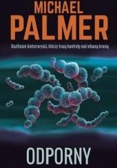 Okładka książki Odporny Michael Palmer