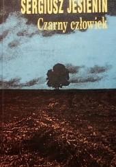 Okładka książki Czarny człowiek i inne wiersze Siergiej Jesienin