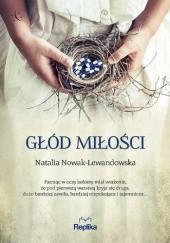 Okładka książki Głód miłości Natalia Nowak-Lewandowska