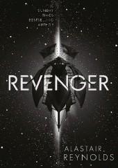 Okładka książki Revenger Alastair Reynolds