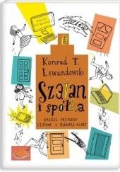 Okładka książki Szatan i spółka. Dalsze przygody szatana z siódmej klasy Konrad T. Lewandowski