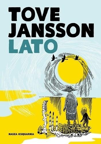 Okładka książki Lato Tove Jansson