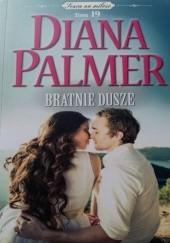 Okładka książki Bratnie dusze Diana Palmer