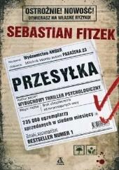 Okładka książki Przesyłka Sebastian Fitzek