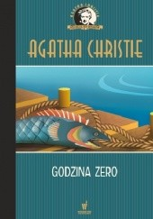 Okładka książki Godzina zero Agatha Christie