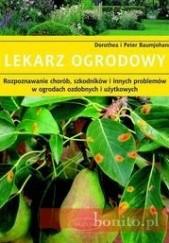 Okładka książki Lekarz ogrodowy Baumjohann Dorothea i Peter