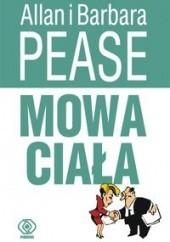 Okładka książki Mowa ciała Allan Pease,Barbara Pease