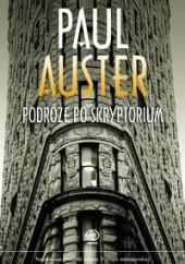Okładka książki Podróże po skryptorium Paul Auster