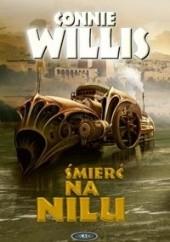 Okładka książki Śmierć na Nilu Connie Willis