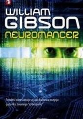 Okładka książki Neuromancer William Gibson