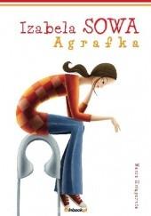 Okładka książki Agrafka Izabela Sowa