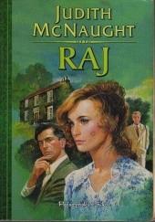 Okładka książki Raj Judith McNaught