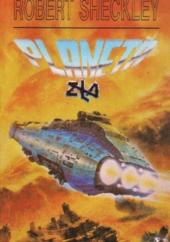 Okładka książki Planeta zła Robert Sheckley