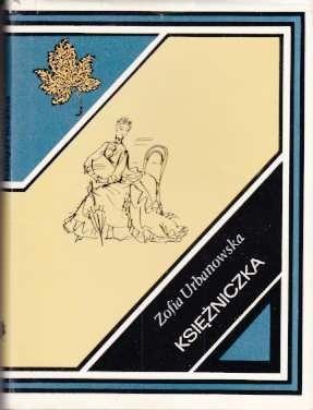 Okładka książki Księżniczka Zofia Urbanowska