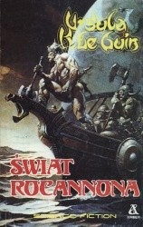 Okładka książki Świat Rocannona Ursula K. Le Guin