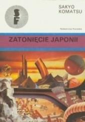 Okładka książki Zatonięcie Japonii