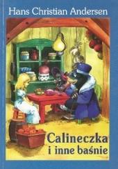 Okładka książki Calineczka i inne baśnie Hans Christian Andersen
