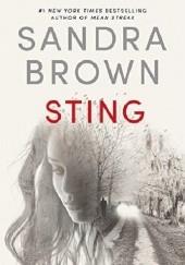 Okładka książki Sting Sandra Brown