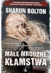 Okładka książki Małe mroczne kłamstwa Sharon Bolton