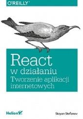 Okładka książki React w działaniu Stoyan Stefanov