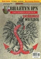 Okładka książki Biuletyn IPN, nr 5 (138) * maj 2017 praca zbiorowa