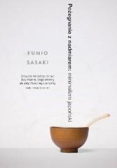 Okładka książki Pożegnanie z nadmiarem: minimalizm japoński Fumio Sasaki