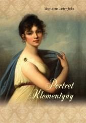 Okładka książki Portret Klementyny Magdalena Jastrzębska