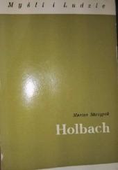 Okładka książki Holbach Marian Skrzypek