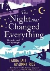 Okładka książki The Night That Changed Everything Laura Tait,Jimmy Rice