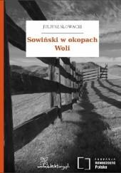 Okładka książki Sowiński w okopach Woli Juliusz Słowacki