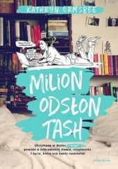 Okładka książki Milion odsłon Tash Kathryn Ormsbee