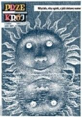 Okładka książki Przekrój nr 3 (3558) lipiec- wrzesień 2017 Redakcja tygodnika Przekrój