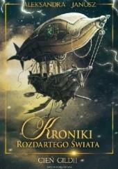 Okładka książki Cień gildii Aleksandra Janusz