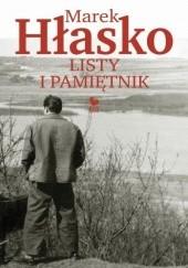 Okładka książki Listy i Pamiętnik Marek Hłasko