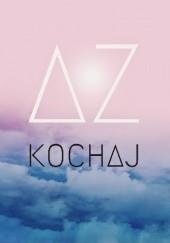Okładka książki Kochaj Adrian Zawadzki