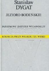 Okładka książki Jezioro Bodeńskie