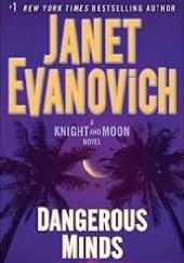 Okładka książki Dangerous Minds Janet Evanovich